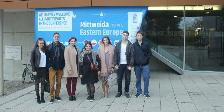 «Mittweida meets Eastern Europe»